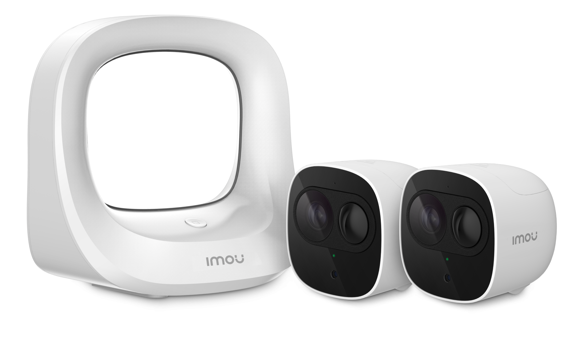 IMOU Cell Pro Draadloos Camerasysteem Duo Kit
